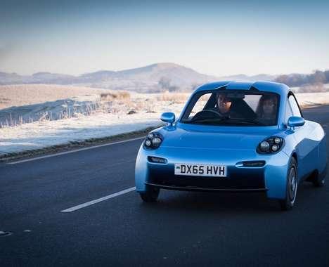18 Hydrogen-Powered Vehicles