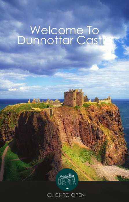 Castle Custodian Apps - The Dunnottar Castle App Offers Tourist Information and Guidance