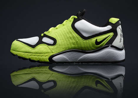 Cushioned Running Shoes - The NikeLab Air Zoom Talarias Blend Vintage Style and Modern Performance
