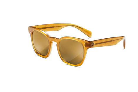 Scent-Inspired Sunglasses - The Byredo x Oliver Peoples Eyewear Colors are Themed After Perfume