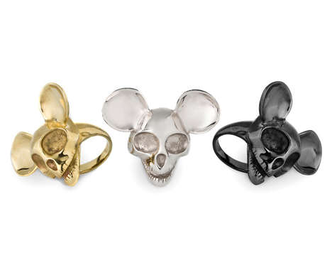 Skeletal Mouse Rings