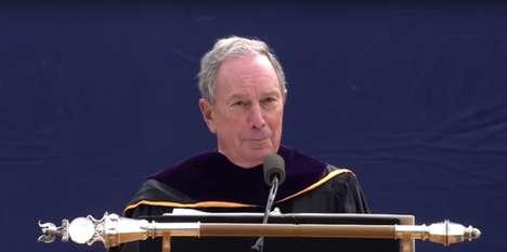 Dealing With Demagogues - Michael Bloomberg's Talk About Partisanship Offers Political Advice