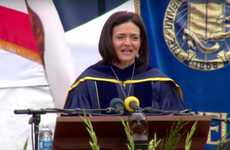 Moving Past Hardships - Sheryl Sandberg's Speech About Death is on Overcoming Stunning Setbacks