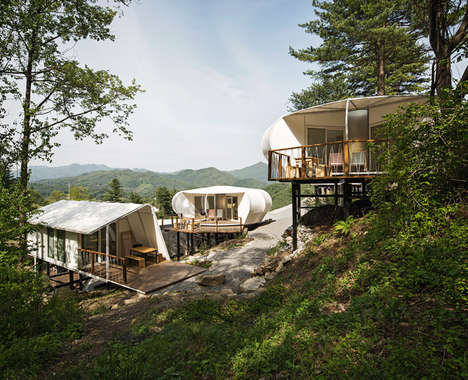 Revitalized Glamping Experiences