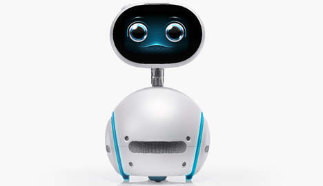 Home Robot Assistants - The Zenbo Robot Can Understand and Carry Out Spoken Commands