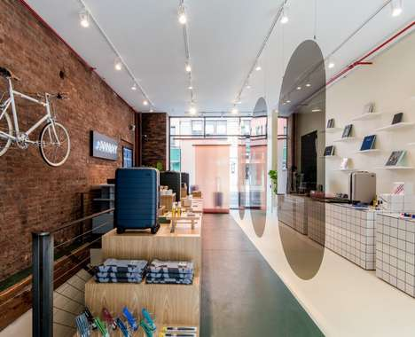 Tourist-Inspired Concept Stores