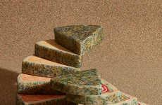 Stone-Like Cakes - These Interesting Cakes Look Exactly Like Hard Stone