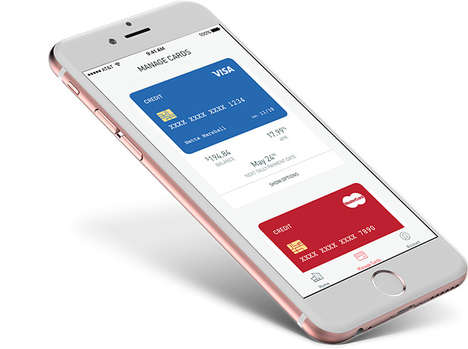 Automated Payment Apps - The Tally App Automates Credit Card Payments to Prevent Unexpected Fees