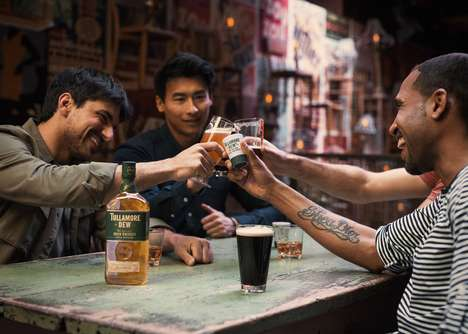 Distinguished Whiskey Pairings - A D.E.W. & a Brew Proves That Great Beer Loves Tully
