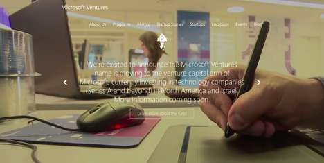 Tech Venture Incubators - Microsoft Ventures will Focus on Connecting the Brand to Startups