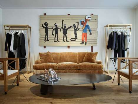 Top 55 Retail Designs in June - From Designer Brownstone Boutiques to Curated Lifestyle Retail