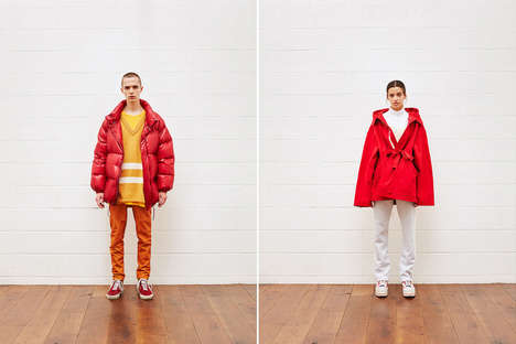 Oversized Unisex Outerwear - The Japanese Brand UNUSED Released Its Latest Outerwear Looks