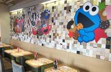 Puppet-Themed Cafes