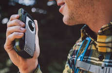 Wireless Festival Walkie-Talkies
