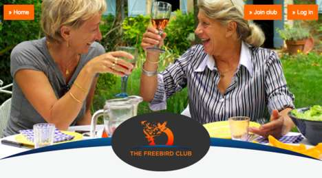 Senior Travel Clubs - 'The Freebird Club' is Like Airbnb for the Elderly Population