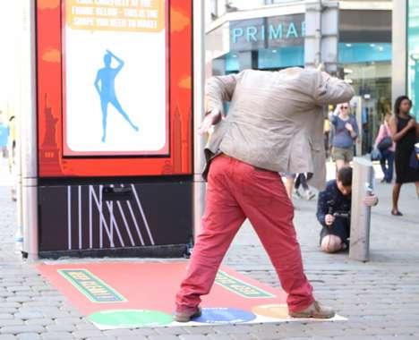 Motion-Sensing Interactive Ads