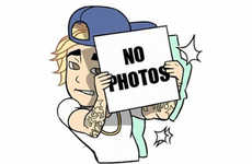 Pop Star Emojis - Justin Bieber is the New Subject of a Series of Custom Emojis