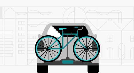Bike-Friendly Transport Services - The Car Service Uber Has a New Feature That Will Transport Bikes