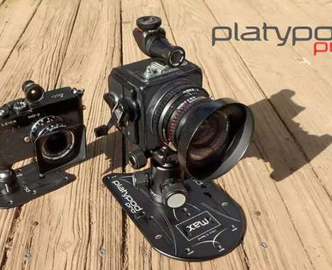Low-Angle Photography Tripods