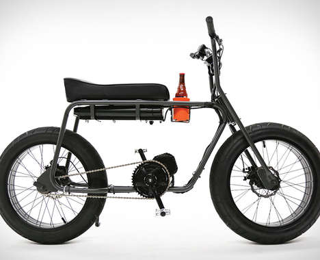 Multi-Terrain Electric Bikes