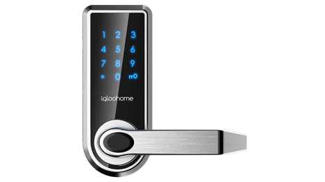Home Share Smart Locks - The 'Igloohome' Smart Door Locks are Ideal for Airbnb Users