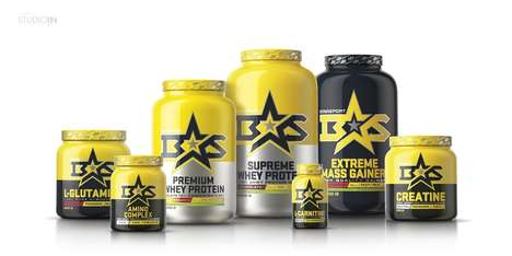 Raw Ingredient Supplements - BINASPORT Sport Supplements Focus on Specialized Nutritional Support