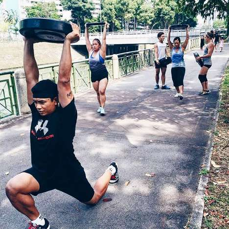 Membership-Based Fitness Classes - 'GuavaPass' Allows Consumers to Take Gym Classes All Over Asia