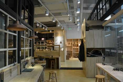 Chinese Carpentry Workshops - This Shop Offers Woodworking Classes for Carpentry Enthusiasts
