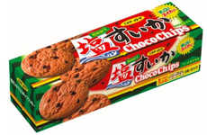 Chocolate Watermelon Cookies - This Cookie Biscuit Flavor Comes in 'Salt Watermelon Chocolate Chip'