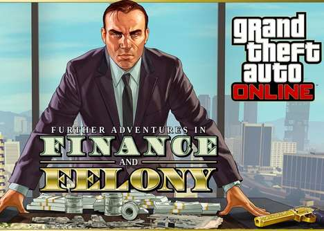 Crooked Empire Video Games - The Latest Grand Theft Auto Online Update Adds Corporate Functionality