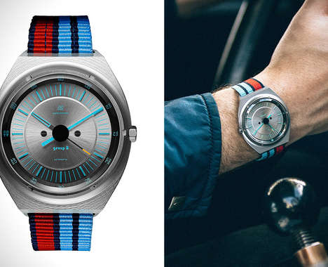 Anodized Racing Timepieces