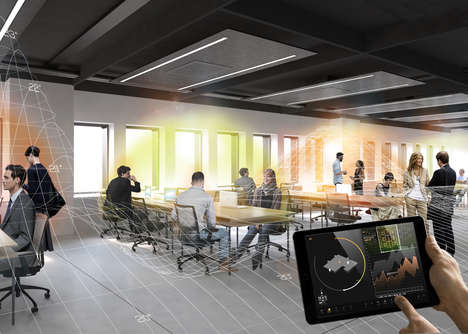 Climate-Controlled Offices - This Office Will Customize Temperatures to Very Specific Needs