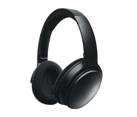 Reactionary Wireless Headphones - The Bose QuietComfort 35 Wireless Headphones Actively Cancel Sound