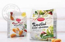 Fresh Frozen Food Packaging
