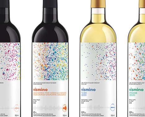 Musically Enhanced Wines