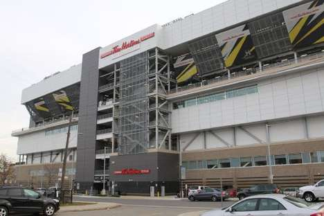 Social Media Management Systems - Tim Horton's Field is Equipped to Curate Game Day Content
