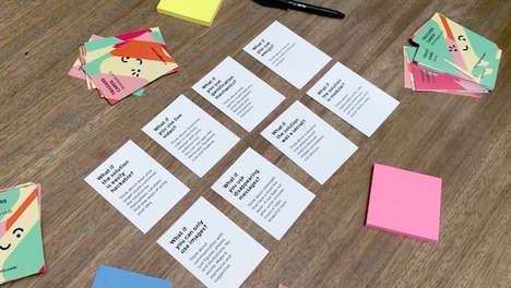 Idea-Generating Cards - Triggers by Alejandro Masferrer Helps Stoke Creative Genius