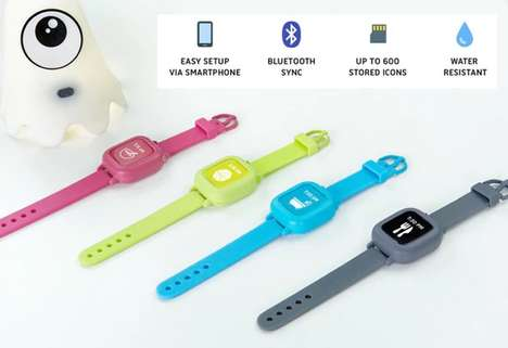 Routine-Teaching Child Watches - The Octopus Smartwatch for Kids Helps Children Stick to a Schedule