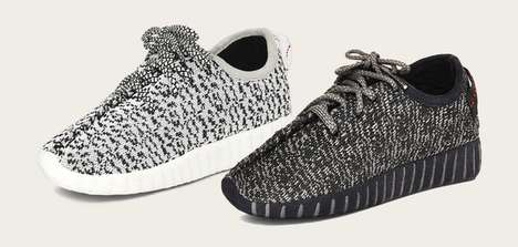 Sneaker-Themed Slippers - These Stylish Slippers Look Like Yeezys but Were Made for Comfort