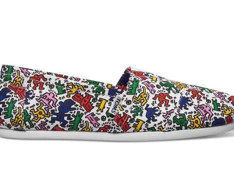 Famous Graffiti Shoes