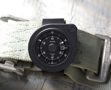 Modular Analog Watches