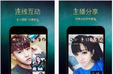 Social Livestreaming Platforms - Ingkee is a Chinese Livestreaming App with 50 Million Users