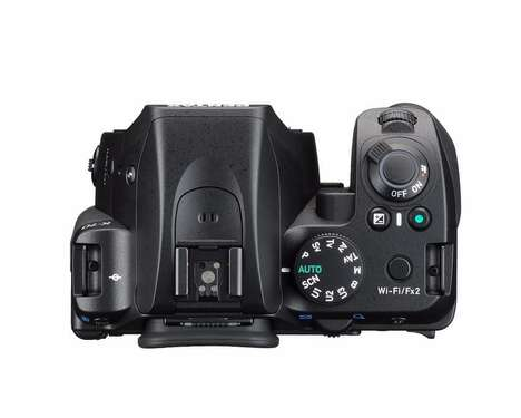 Weather-Resistant Cameras - This Pentax Camera Keeps Out Water and Dust While Reducing Blur