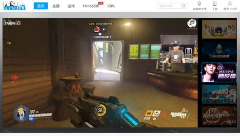 eSports Streaming Platforms - Panda TV is a Chinese Video Game Streaming Platform Launched in 2015