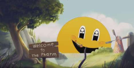 Animated Anti-GMO PSAs - The 'Mr. Seed' Video Educates Consumers About Organic Seeds
