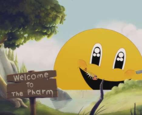 Animated Anti-GMO PSAs