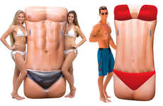Attractive Anatomy Floaties