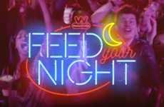 Late-Night Fast Food Menus - Wienerschnitzel's 'Feed Your Night' Menu Satisfies Late-Night Cravings