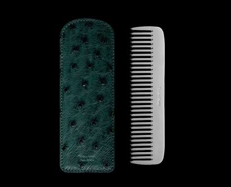 Silver Luxury Combs