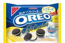 Soft Cheesecake Cookies - These Oreos from Japan Boast a Soft Shell and a Cheese Cream Filling